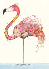 Load image into Gallery viewer, Flamingo - Print - The DM Collection