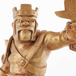 Clash of Clans Golden Barbarian King Statue Limited Edition