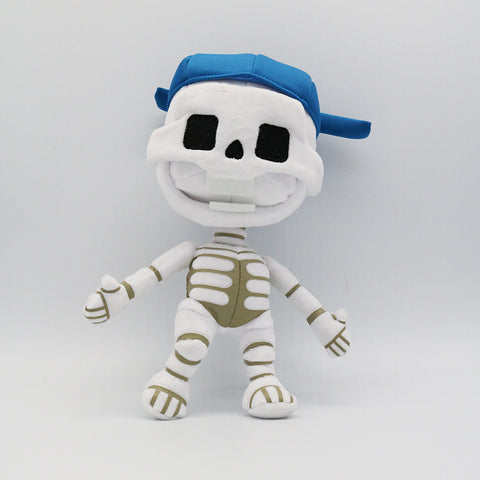 Clash Royale Skeleton Plush Toy