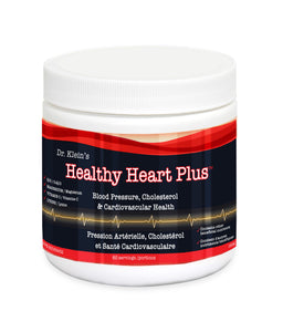 Healthy Heart Plus Vitamins/Supplements Nanton Nutraceuticals
