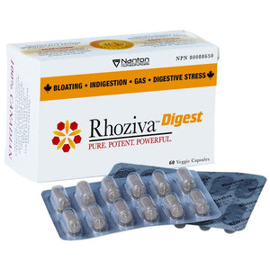 Rhoziva Digest Vitamins/Supplements Nanton Nutraceuticals