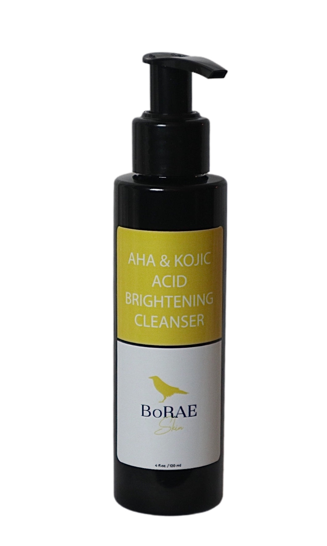 AHA & Kojic Acid Brightening Cleanser