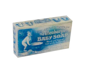Allenburys Baby Soap