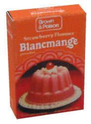 Brown & Polson Blancmange Powder