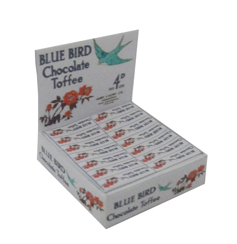 Blue Bird Chocolate Toffee