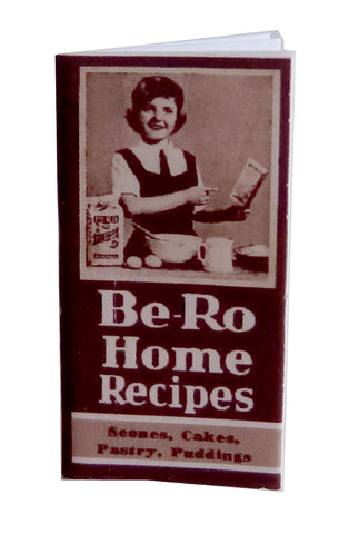 Be-Ro Recipe Book