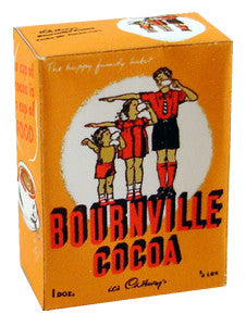 Bournville Cocoa Display Box