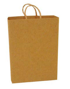 Brown Carrier Bag