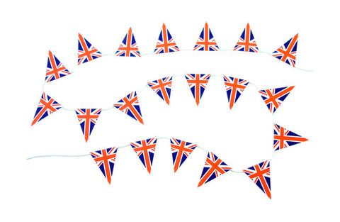 Bunting - Union Jack Triangle