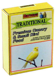 Canary & Small Bird Food