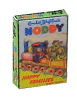 Card Game Box - Noddy