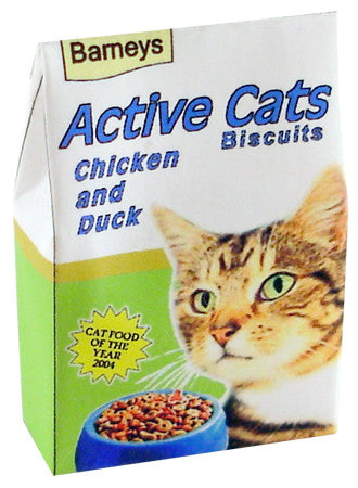 Bag of Cat Biscuits