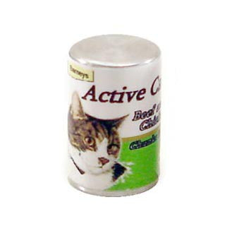 Tin of Cat Food
