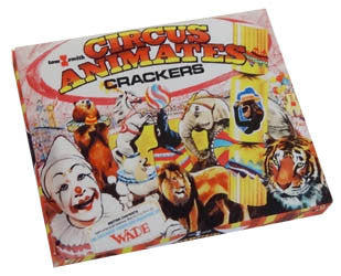 Circus Animals Crackers