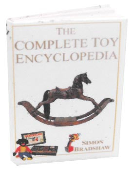 The Complete Toy Encyclopedia