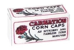 Carnation Corn Caps