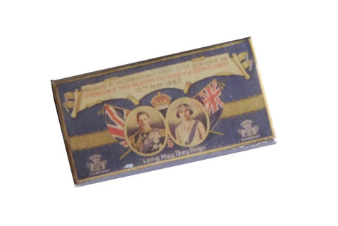 Coronation Chocolates 1937