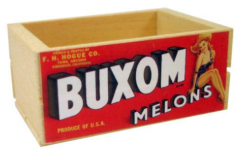 Large Crate - Buxom Melons