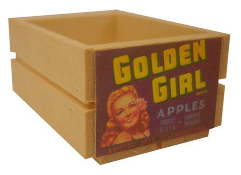 Large Crate - Golden Girl Apples