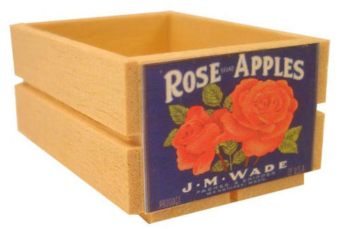 Large Crate - Rose Apples