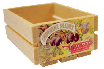 Small Crate - Imperial Plums