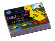 Dilly Duckling Cough Pastilles