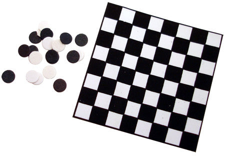 Draughts Board 1