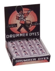 Display Box of Drummer Dyes Powder