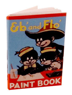Eb and Flo Painting Book