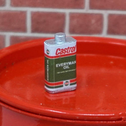 Castrol Everyman Oil