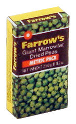 Farrows Peas