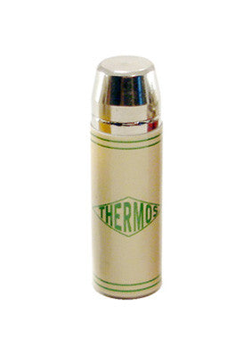 Cream Coloured Thermos Flask