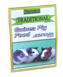 Guinear Pig Food