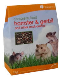 Hamster & Gerbil Food