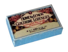 Honey & Lemon Lozenges