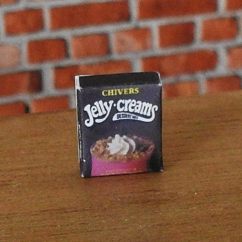 Chivers Raspberry Jelly-Creams