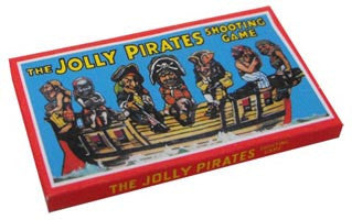 Jolly Pirates Shooting Game