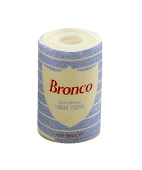 Brono Blue Toilet Roll
