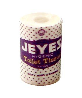 Jeyes Toilet Roll