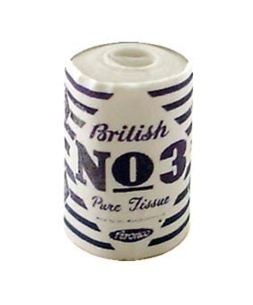 No. 3 Toilet Roll