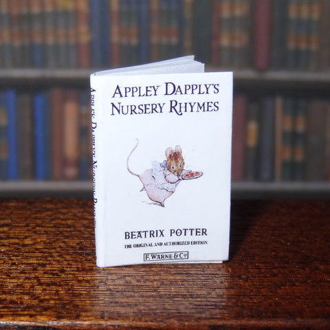 Appley Dapplys Nursery Rhymes
