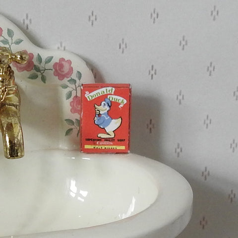 Cussons Donald Duck Soap