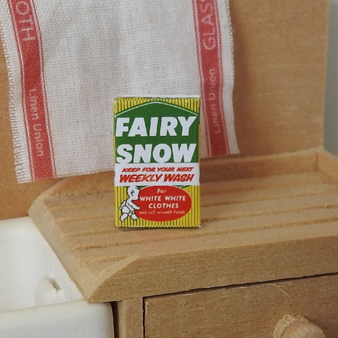 Fairy Snow Soap Powder