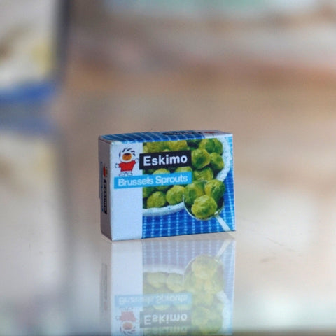 Eskimo Brussels Sprouts