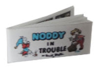 Noddy in Trouble