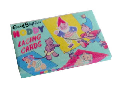 Noddy Lacing Cards
