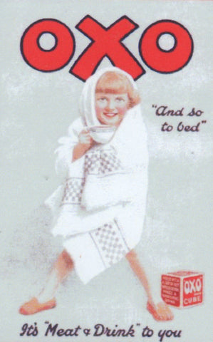 Display Card - Oxo 1