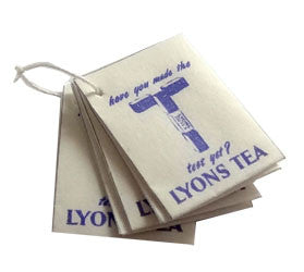 Provisions Bags - Lyons Tea 2