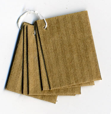 Provisions Bags - Brown