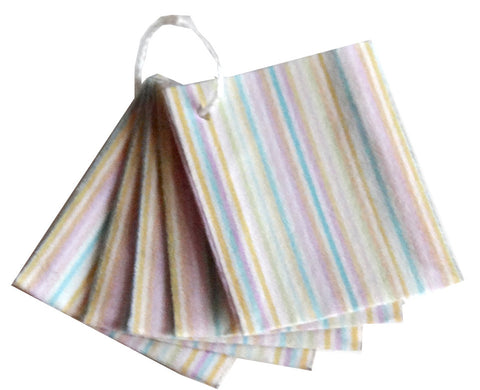 Candy Stripe Provisions Bags